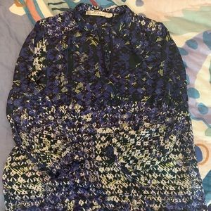 Chelsea and violet 3/4 length blouse